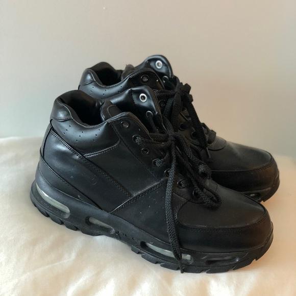 Air Max Goadome GS 'Black' Size 9